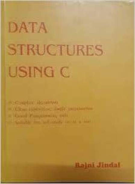 Data Structures Using C With Complete Algorithms