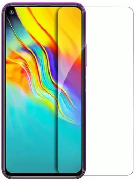 ISAAK Tempered Glass Guard for Poco X3, Infinix Hot 9, Infinix Hot 9 Pro