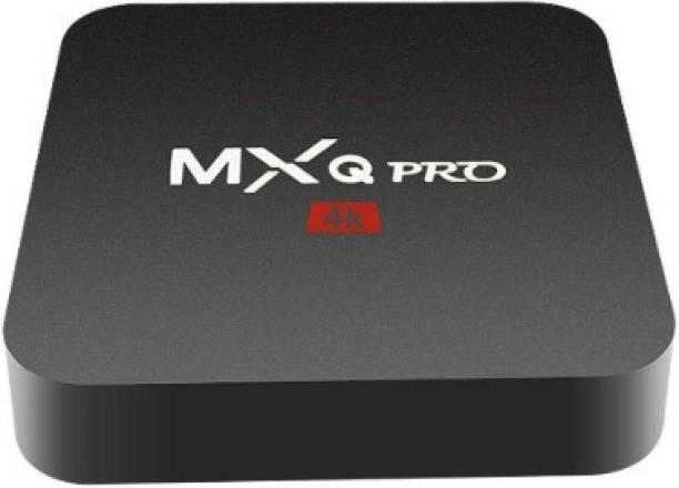 MAPLOX MXQ PRO 1GB RAM 8 GB ROM ANDROID TV BOX Media Streaming Device