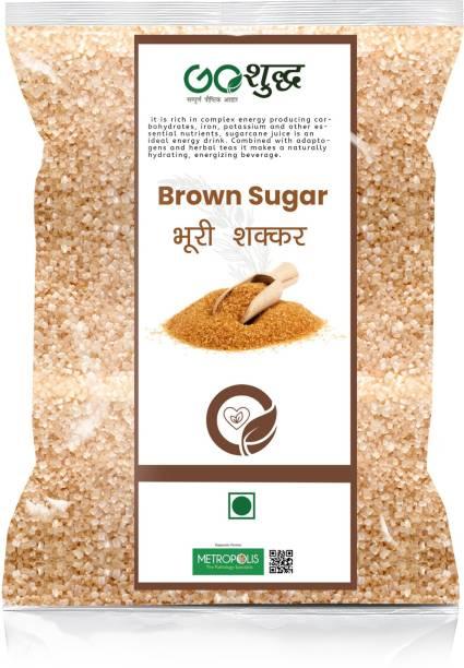 Goshudh Premium Quality Brown Sugar 5 kg Packing Sugar