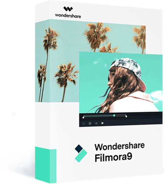 Wondershare Filmora - Video Editor for Windows   Email Delivery   No CD/DVD