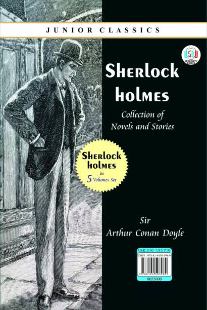 SHERLOCK HOLMES Novels & Stories (5 BOOKS SET)