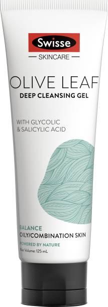 Swisse Skincare Olive Leaf Deep Cleansing Gel
