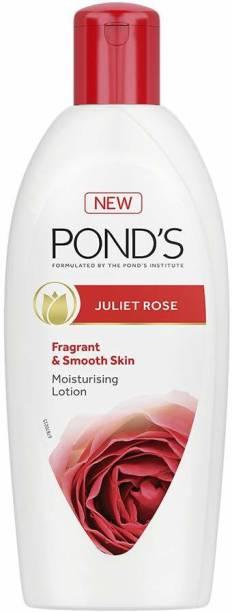 PONDS Rose Fragrant & Smooth Skin Moisturising Lotion 100ml