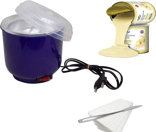 shivay Wax and Heater,Wax Heatar for Waxing Automatic,(600gr Wax) and Stainless Steel Knife