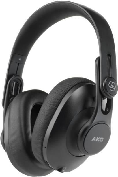 AKG K361BT Closed-back, Foldable Studio Bluetooth Headset