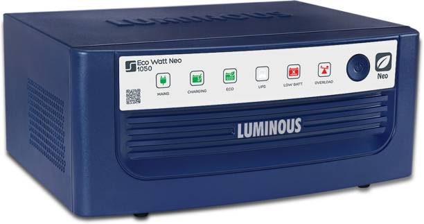 LUMINOUS Eco Watt Neo 1050 Square Wave Inverter