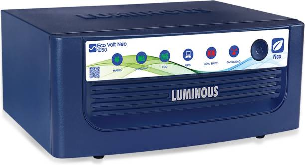 LUMINOUS Eco Volt Neo 1050 Pure Sine Wave Inverter