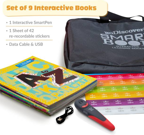 goDiscover SmartBook