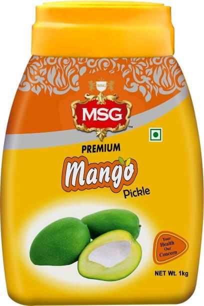 MSG Premium Mango Pickle