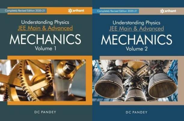 Understanding Physics Mechanical Volume - 1 & 2 Jee Main & Advance