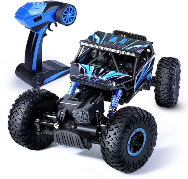 Rexan Friction Farm Tractor (Blue)