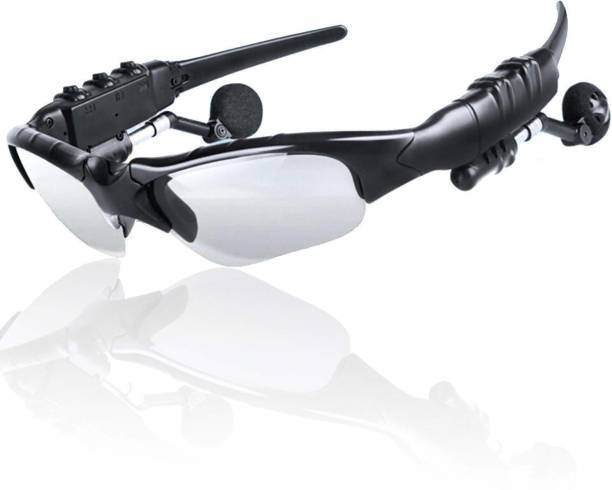 IMMUTABLE 4158 IMT RR Portable Wireless Sunglasses with Bluetooth Headset   Headphones with Polarized Lenses and Stereo Sound