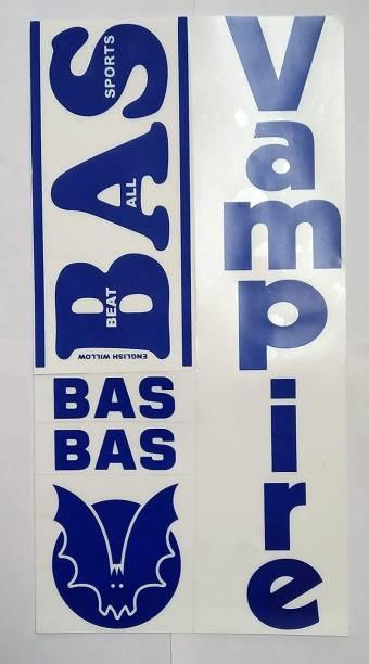 BAS Vampire Premium Bat Stickers Bat Sticker