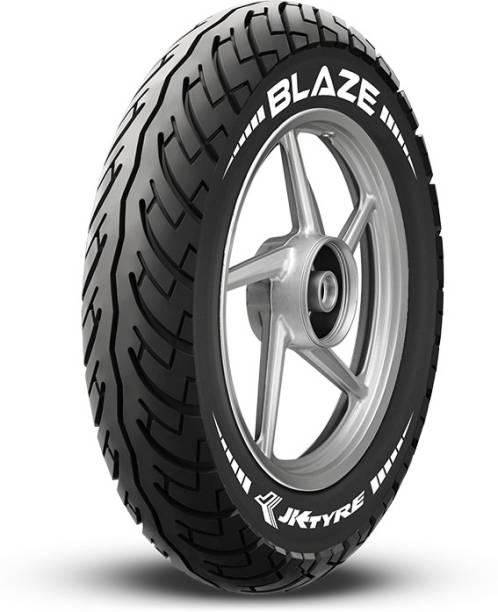 JK TYRE 1S15290010530JA210BLAZE BA21 90/100-10 Front & Rear Tyre