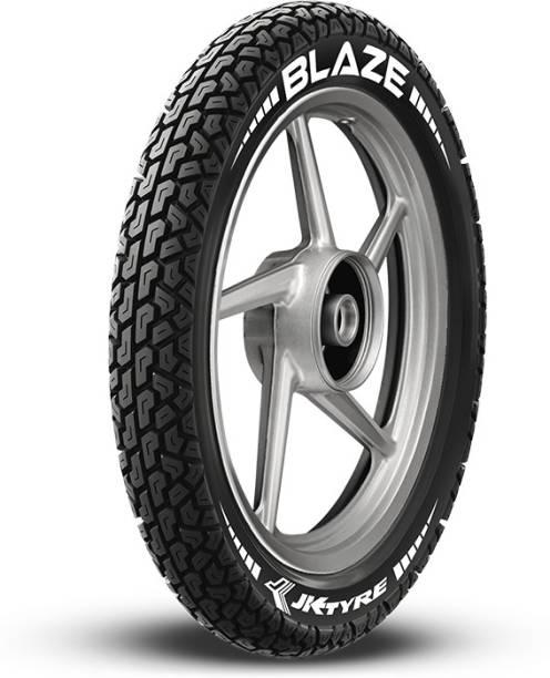 JK TYRE 1B11227018486PR110BLAZE BR11 2.75-18 Rear Tyre