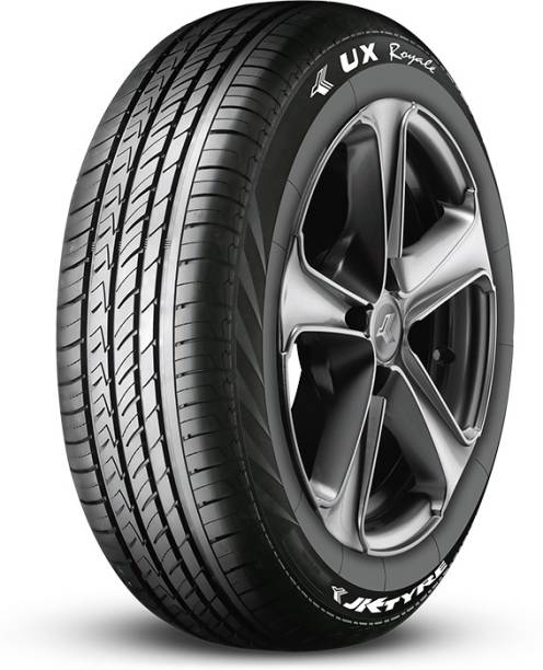 JK TYRE UX Royale 4 Wheeler Tyre