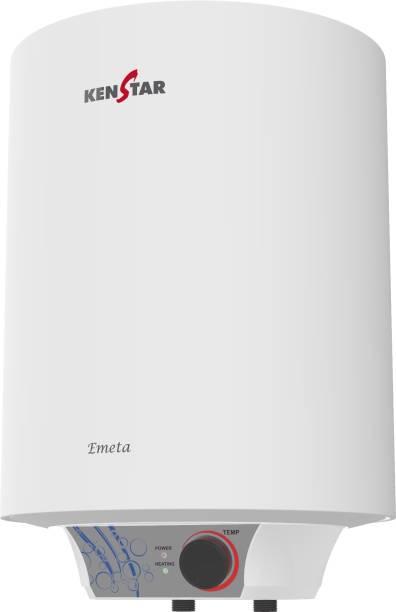 Kenstar 15 L Storage Water Geyser (KGSEME15WM8VGN-DSE, White)