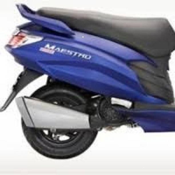 zalak Single Bike Seat Cover For Hero Maestro EDGE Single Bike Seat Cover For Hero Maestro Edge