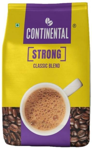 Continental Coffee STRONG Instant Coffee