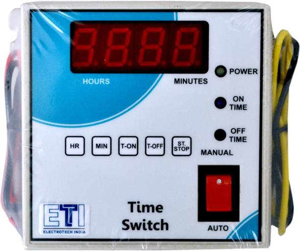 Electrotch India ETI01T Programmable Electronic Timer Switch