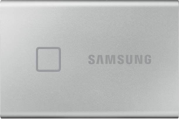 SAMSUNG T7 Touch 1 TB External Solid State Drive