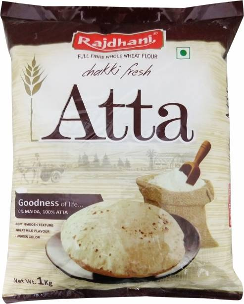 Rajdhani Chakki Fresh Atta