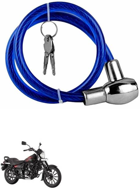 EASYONZ Stainless Steel Cable Lock For Helmet