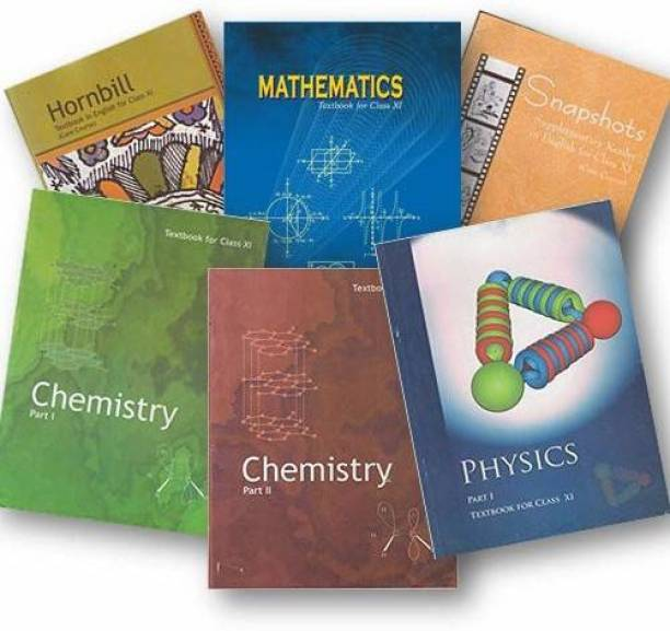 NCERT Textbooks Physics Chemistry Maths And English Combo For Class 11 Cbse Board 2019 Edition BY AMAXING NCERT BOOK STORE
