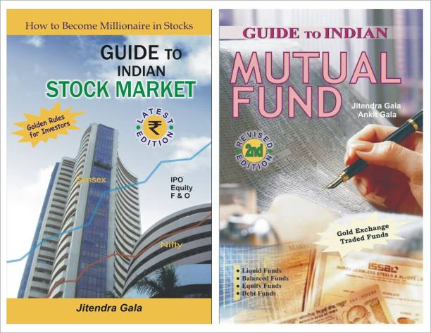 COMBO : Guide To Indian Stock Market + Guide To Indian Mutual Fund Books