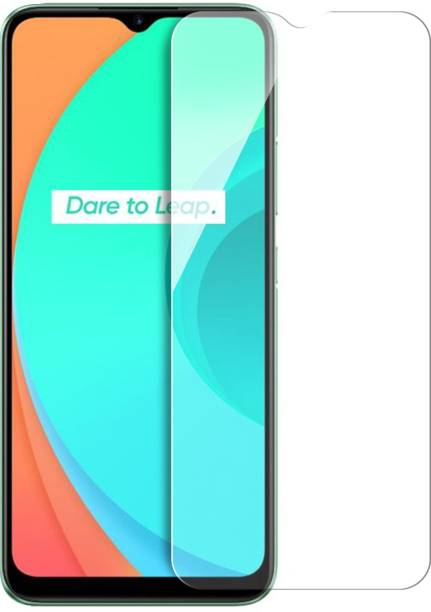 Flipkart SmartBuy Tempered Glass Guard for Realme C11