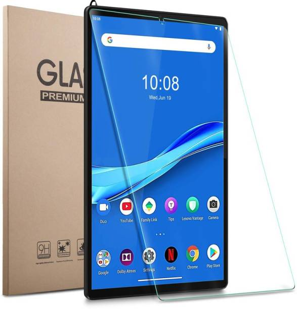 BHRCHR Tempered Glass Guard for Lenovo Tab M8, Lenovo Tab M8 2nd Gen 8 inch