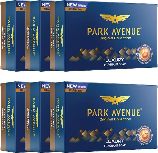 PARK AVENUE Luxury Fragrant Soap