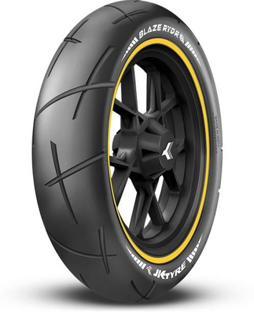 JK TYRE 1B15214617066PR430BLAZE RYDR BR43 140/70-17 Rear Tyre