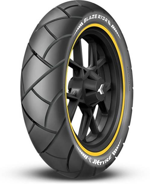 JK TYRE 1B15212818062PR410BLAZE RYDR BR41 120/80-18 Rear Tyre