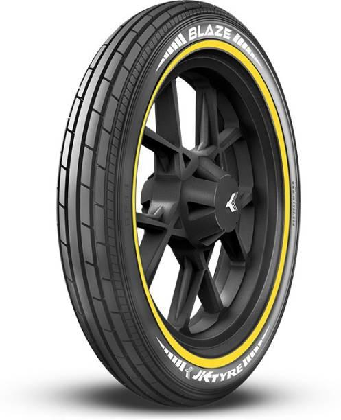 JK TYRE 1B12227017414PF110BLAZE BF11 2.75-17 Front Tyre