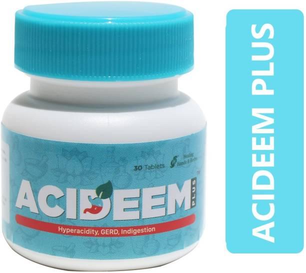 Acideem Plus Tablet 30 Tablets Pack of 1