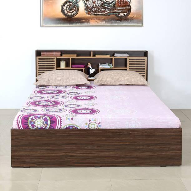 Nilkamal Czar2 Engineered Wood King Box Bed