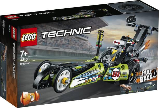 LEGO 42103 Dragster Set