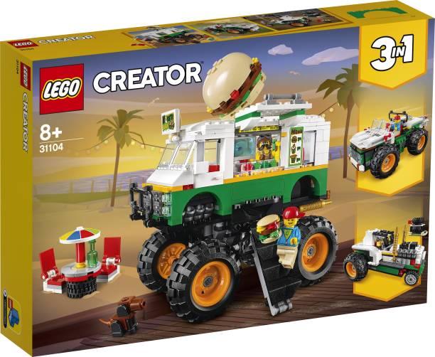 LEGO 31104 Monster Burger Truck