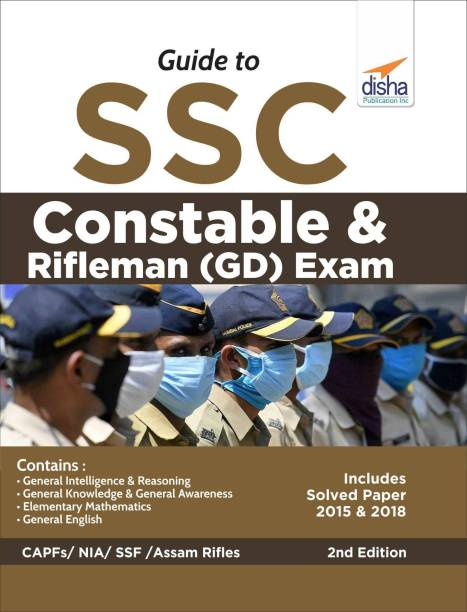 Guide to Ssc Constable & Rifleman (Gd) Exam