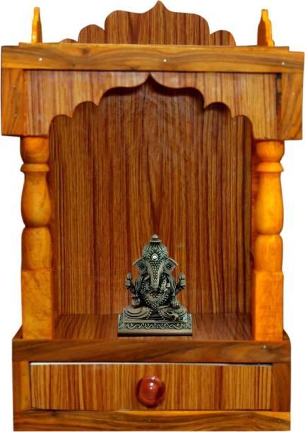 RS handcraft & murvel Engineered Wood Home Temple