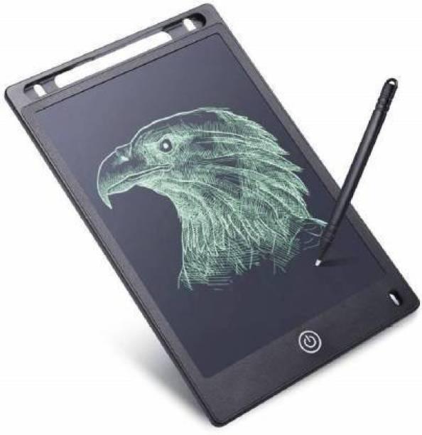 RIZEE Portable Handwriting Pads Ruff Pad E-Writer, 8.5 inch LCD Paperless Memo Digital Tablet Notepad, Ultra-Thin Writing Pad