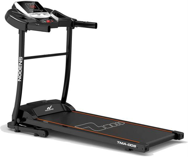 NODENS TMA-008 1HP (2.5HP Peak) Foldable Motorized Treadmill