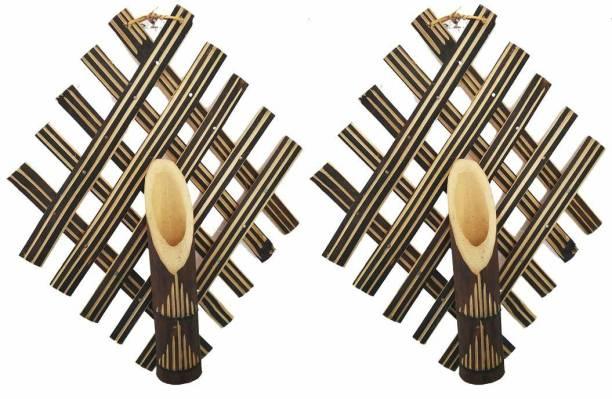 Bengal Handicrafts & Handlooms Bamboo Vase