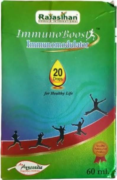 Rajasthan Herbals International ImmunoBoost Syrup