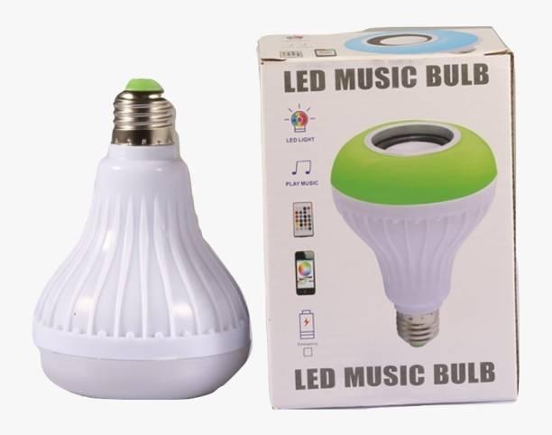Bluebells India 7 W Round B27 LED Bulb