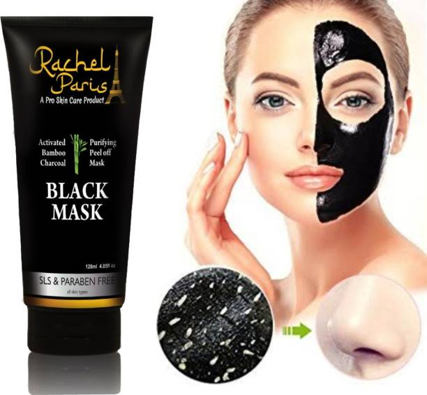 Rachel Paris Activated Charcoal Peel off mask 120 ml