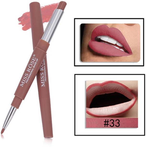 MISS ROSE Multifunctional Lipstick And Liner Pencil (ORCHID)