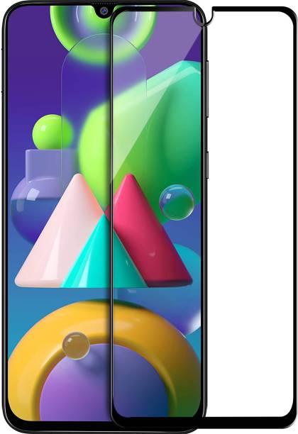 Flipkart SmartBuy Edge To Edge Tempered Glass for Samsung Galaxy M21, Samsung Galaxy M31